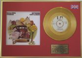 IKE AND TINA TURNER - 24 Carat Gold Disc+cover -  NUTBUSH CITY LIMITS